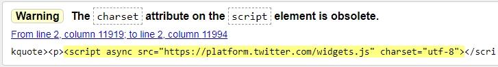 tweet-charset-validate-error
