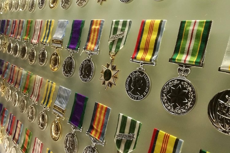 medals-on-a-wall